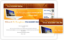 The Pennsylvania Title Academy Online